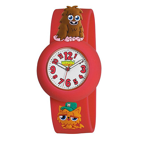 Moshi Monsters - Kids+ red +furi+ watch