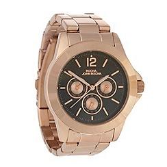 RJR.John Rocha - Ladies rose bracelet watch