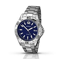 Sekonda - Men's blue dial bracelet watch 1170