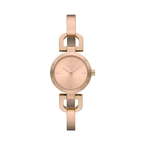 DKNY - Ladies rose bracelet watch ny8542