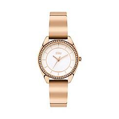 STORM London - Ladies rose gold 'Mizaz' crystal bangle watch mizaz rose gold