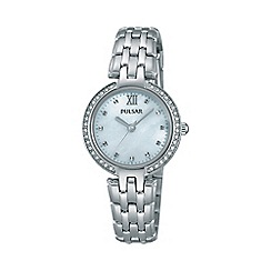 Pulsar - Ladies SS bracelet watch
