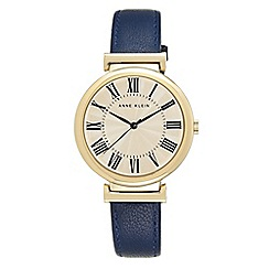 Anne Klein - Womens quartz watch with an analogue display ak/n2136crnv
