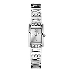 Guess - Ladies silver dial Stainless steel  bracelet