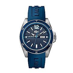 Lacoste - Men's blue strap watch