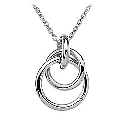 Hot Diamonds - Sterling silver 'Eternity' pendant