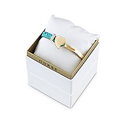 Guess - Box set featuring a gold plated bracelet