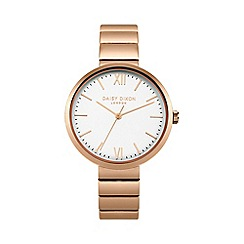 Daisy Dixon - Ladies rose gold tone bracelet watch dd033rgm