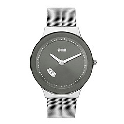 STORM London - Mens grey sotec watch