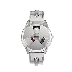 STORM London - Mens silver radiation-x watch