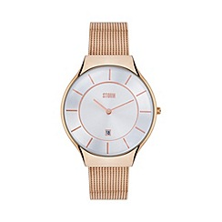 STORM London - Ladies rose gold reese watch