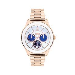 STORM London - Ladies rose gold sicily metal watch
