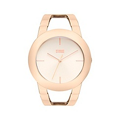 STORM London - Ladies rose gold suria watch