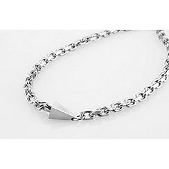 STORM London - Mens black kayo necklace