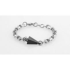STORM London - Mens black kayo bracelet