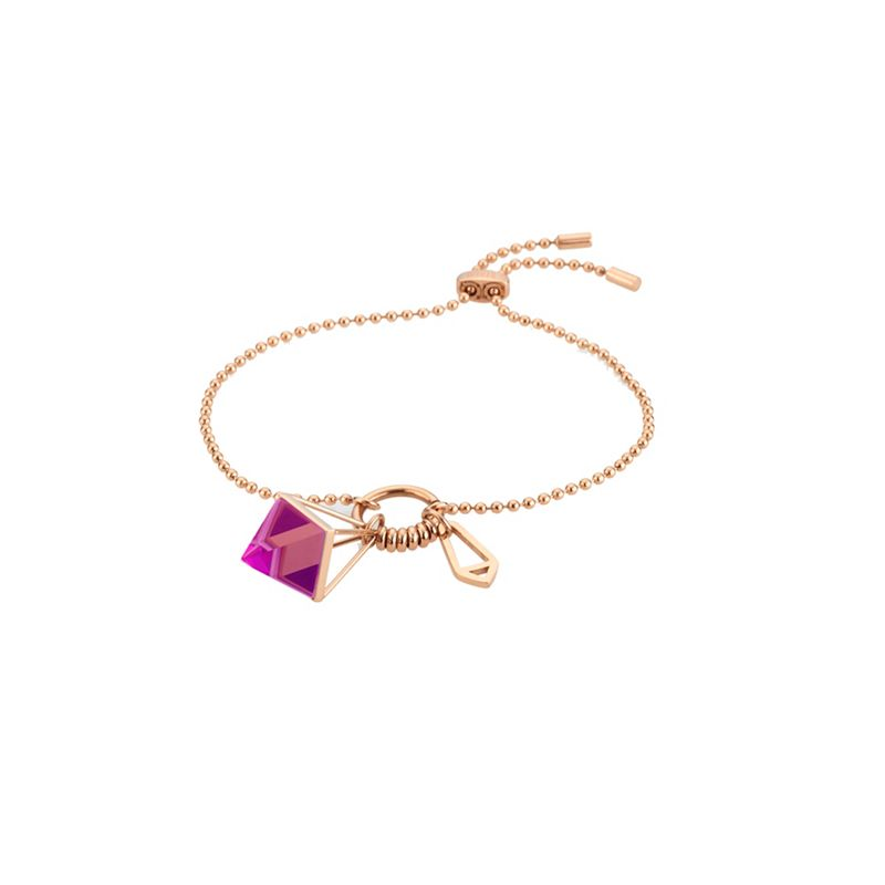STORM London Ladies rose gold marizza bracelet