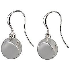 Pilgrim - Manuela silver plated earrings