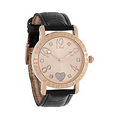 Lipsy - Ladies black watch