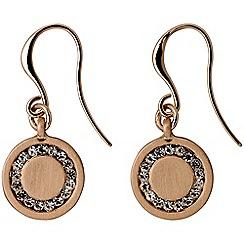 Pilgrim - Rose gold earrings