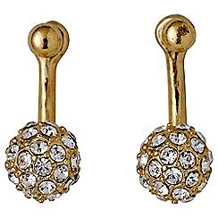 Pilgrim - Amalia gold plated earrings