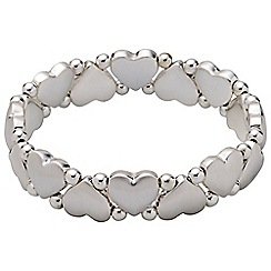 Pilgrim - Sophia silver plated bracelet