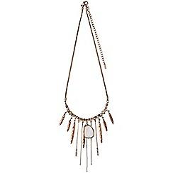 Pilgrim - Rose gold necklace