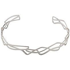 Pilgrim - Ladies silver choker necklace