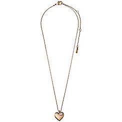 Pilgrim - Sophia rose gold necklace