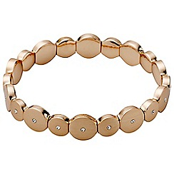 Pilgrim - Bella rose gold bracelet
