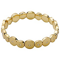 Pilgrim - Bella gold plated bracelet