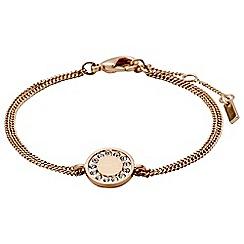 Pilgrim - Rose gold bracelet