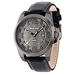 Police - Men's Focus black strap watch