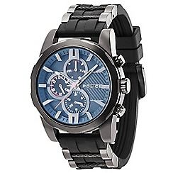 Police - Men's Matchcord multifunction strap watch