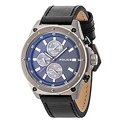 Police - Men's Contact multifunction strap watch