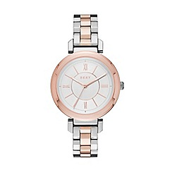 DKNY - Ladies Ellington rose gold watch