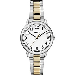 Timex - Ladies Easy reader stainless steel bracelet watch