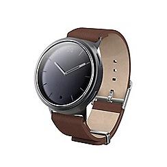 Misfit - Brown and black 'Phase' Hybrid smart watch