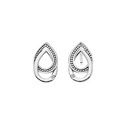 Hot Diamonds - Silver chandelier earrings