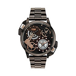 STORM - Men's bronze multi dial watch