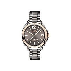 Coach - Ladies grey 'Tatum' watch