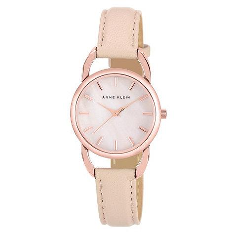Anne Klein - Ladies rose multi link bracelet watch