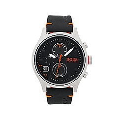 Boss Orange - Mens amsterdam stainless steel watch