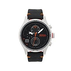 Boss Orange - Mens amsterdam stainless steel watch