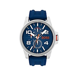 Boss Orange - Mens detroit blue strap watch