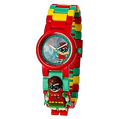 LEGO - Batman movie robin minifigure link watch
