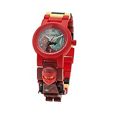 LEGO - Ninjago hands of time kai minifigure link watch