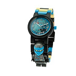 LEGO - Ninjago hands of time nya minifigure link watch