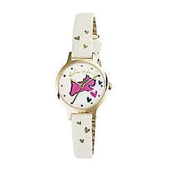Radley - White love lane watch