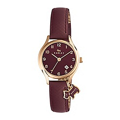 Radley - Red Liverpool street mini watch