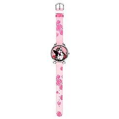 Elle Girl - Kids' pink cat paw watch